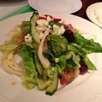 つばめグリル - 本日のおすすめサラダ