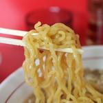 19538980 - 麺アップ