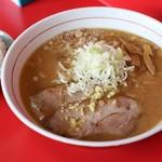 みずき - 料理写真:味噌ラーメン(脂少なめ)