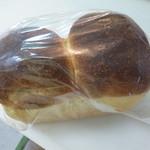 海音 - 2013.06 嫁達の朝ごはん用の食パン、、香りが良いって♪