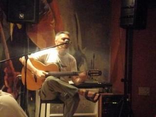 TUCANO'S Churrascaria Brasileira 渋谷 - ギター弾きのおじさん