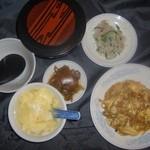 き龍飯店 - 料理写真:Aランチ