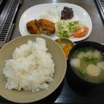 とくしま - 本日のおすすめランチ680円 ※限定10食