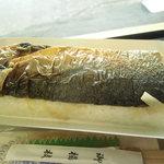 19541332 - 焼き鯖寿司