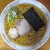 中河 - 料理写真:中華そば:550円(一杯目)