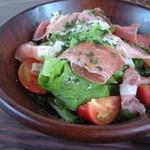 ブルーノテラス - おすすめサラダ