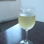 ブルーノテラス - おすすめの白グラス