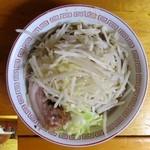 豚親分 - ラーメン小(豚1枚 麺約180g)