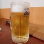 焼肉 静龍苑 - ビールっ♪