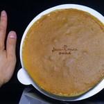 浄水浪漫 - ふわふわゆらゆら 焼きたてチーズケーキ\950 直径18センチ!