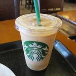 スターバックス・コーヒー - アイスカフェラテ 340円