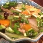 19548756 - スープ