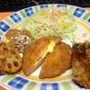 亜熱帯 - 料理写真:ミックスフライ定食
