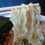 麺屋大志 - 好みのちぢれ麺