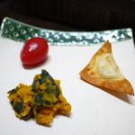 陶之助+ - 前菜3種