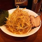 麺屋 御神本 - ネギ味噌ラーメン