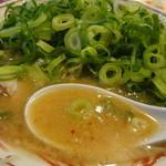 第一旭 - こってりラーメンスープ