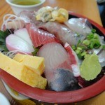 相浜亭 - 海鮮丼