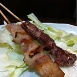 串猿 - タンと豚バラ
