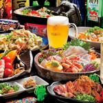 昭和大衆酒場 てくてく屋 - 食べログ限定のオススメコースです♪