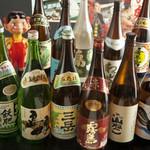 昭和大衆酒場 てくてく屋 - 充実したドリンクの数々!お好みのお酒をお楽しみください♪
