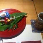 臼杵ふぐ 山田屋 西麻布 - 前菜