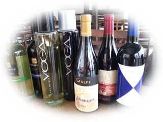 トラットリア アリエッタ - 新しいワインたちが仲間入り^^
