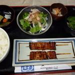 うなぎの又一 - ランチ1,250円(税抜)