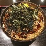 えびす製麺所 - 胡麻海苔蕎麦!