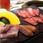 清香園 代官山店 - Jun, 2013 清香園ランチ 1,580円