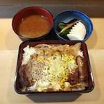 19559990 - かつ丼定食