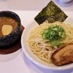 19560133 - つけ麺・大盛(750円)※並盛・大盛は同料金