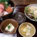 19560959 - 漁師丼ランチ