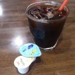 19560963 - 食後のアイスコーヒー