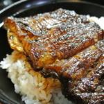 福也 - うな丼(小)※普通盛り ¥2900