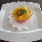19562145 - 季節の柑橘ゼリー