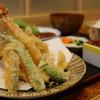 てんぷら家 - 料理写真:定食