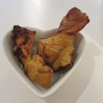 サンパチカフェ - シナモンのパイ