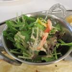サンパチカフェ - 野菜サラダ
