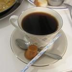 サンパチカフェ - コーヒー