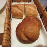アントューカ - 自家製パン