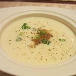 """アントューカ - ジャガイモの冷製スープ""""パリ・ソワール"""""""