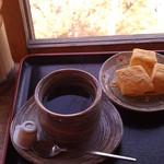 19564618 - H25/4コーヒーと葛餅セット