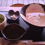19564926 - H25/3吉野くずきり抹茶セット