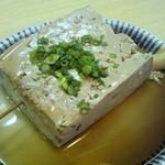 かま福 - 料理写真:とうふ100円