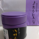 上林春松本店 - 御薄茶:抹茶:好の白(このみのしろ)20g:1312円