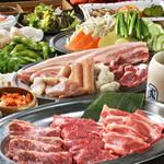 横浜ビアホール KIMURAYA - BBQコース