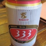 クアン・アンゴン - ドリンク写真:軽くて飲みやすいビールです。