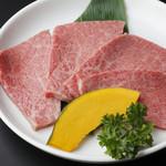 焼肉酒家 李苑 - 宮崎産のザブトンは絶対に食べた方が良い!