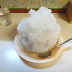 中洲ぜんざい - 氷ぜんざい